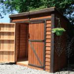 OLT GardenSaver 8×4 with Double Door