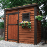 OLT GardenSaver Single Door Shed