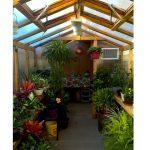 Cedar Greenhouse Kit   8×8