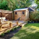 OLT Cabana Garden Shed