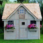 Lauren's Cottage Playhouse   9×9