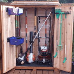 OLT Grand Garden Chalet Durable Storage Shed