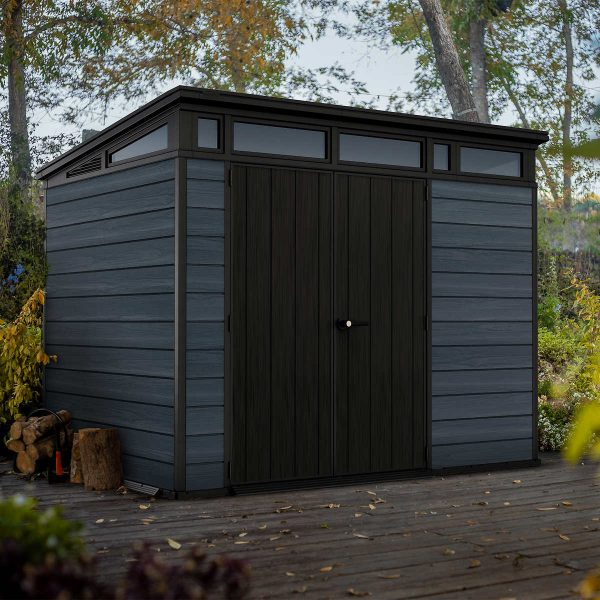 Keter Cortina 9 ft. × 7 ft. Shed